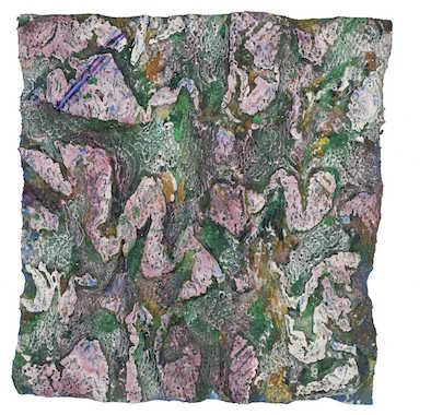 2016, 260 mm x 235 mm, Acryl auf Papier