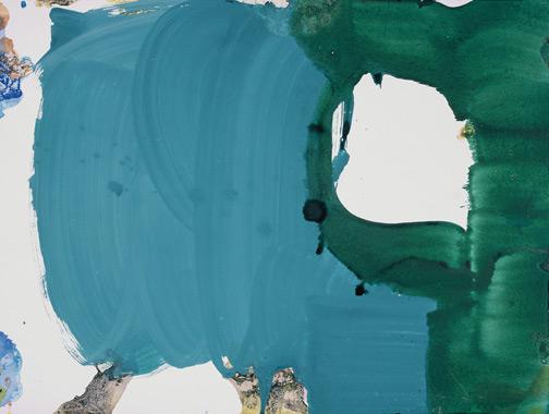 2009, 42x56, Acryl auf Papier