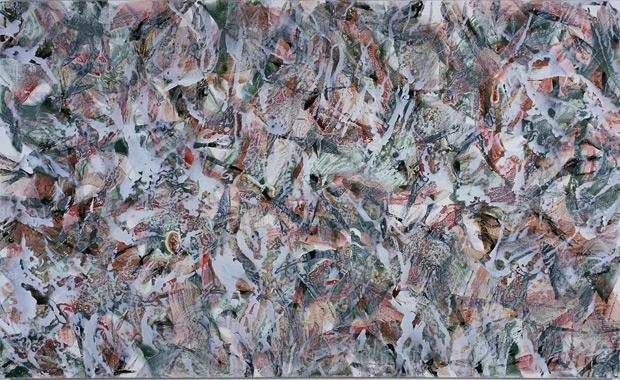 2007, 170x280, Acryl auf Leinwand