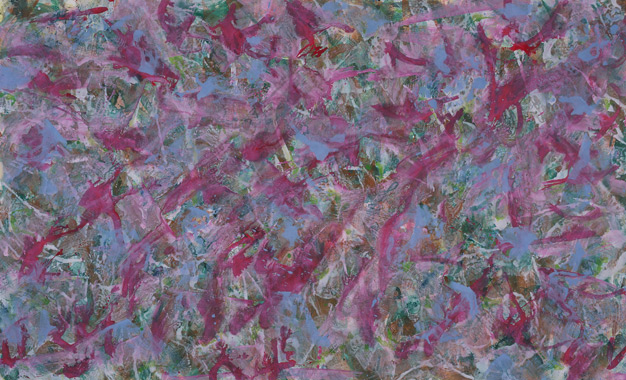 2010, 170x280, Acryl auf Leinwand